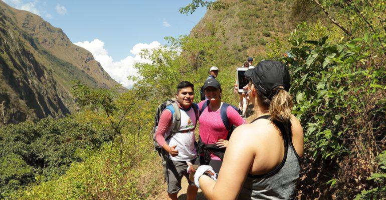 inca jungle trail coca