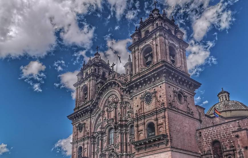 Cusco Machu Picchu Main Square Company