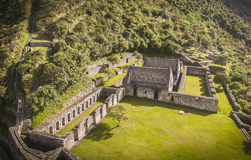 choquequirao salkantay 6 days